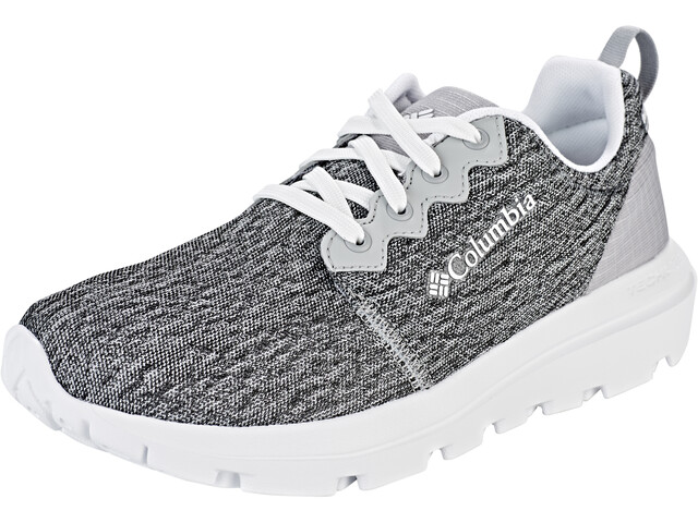 Columbia Backpedal Outdry Shoes Damen steam/white
